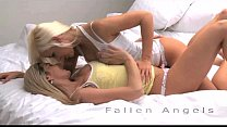 Lesbea - Blonde angels make love thumb