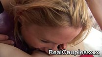Husband Films His Wife With Her Female Friend