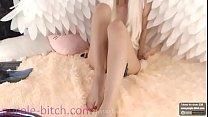 PURPLE BITCH angel purple bitch chaturbate livestream thumbnail