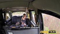 Fake Taxi Busty blonde MILF Amber Jayne sucks and fucks big taxi cock Image