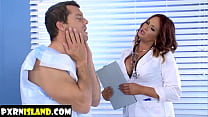 Doc fucks out of her patient - pxrnisland.com