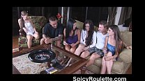 Tanner Mayes gather her friends to play and fuck