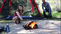 FantasyHD Young Girl Camping sex