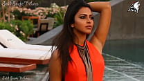 Amala Paul hot braless back and boobs show porn image