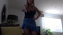 Stepmom catches son jerking off with her panties and loses her shit - 9Club.Top