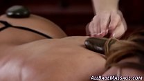 Les sensual foot massage - czech wife swap 5 thumbnail