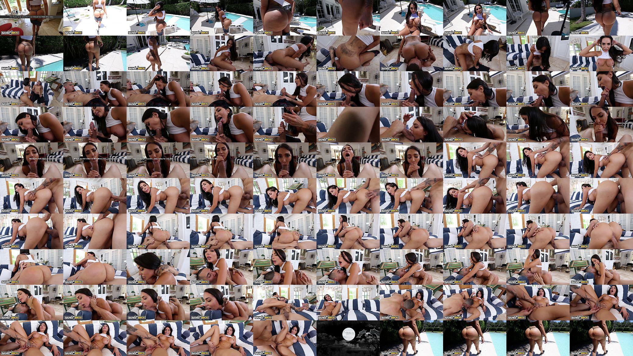 BANGBROS - Bootylicious PAWG Lela Star Getting Railed On Ass ...