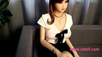 165cm Yumiko love doll sex doll Japanese face