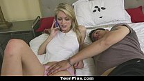 TeenPies - (Allie Rae's) Step Brother Creampie
