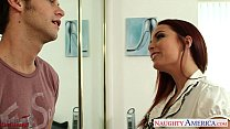 Busty girlfriend Ashlee Graham gets fucked hard pornhub video