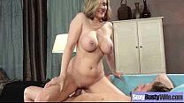 Hard Sex On Tape With Bigtits Housewife (julia ann) movie-16