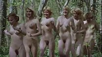 Naked Teens Running In woods