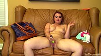 18 year old auditions for porn and masturbates صورة