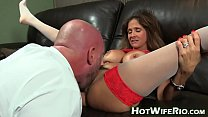 Hot Wife Rio Cuckold Cleanup image