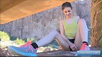 FTV Girls presents Kristen-All The Biggest Toys-01 01 thumbnail