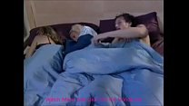 Spoiled brat crawls into his bed - Watch More Vidz Like This At Fxvidz.net