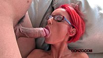 Red Barbie & Geise anal threesome gg494 (exclus...