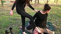 The Anna s Experiences - Trampling in the Outdoor