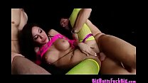 Aleksa nicole private dancer double penetration