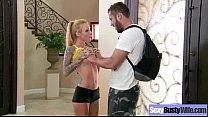 Hard Intercorse Action With Big Tits Slut Mommy (sarah jessie) clip-25