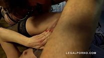 Brittany Bardot & Lyna Cypher 2on2 fountain squirt, prolapse madness with Asshol preview image