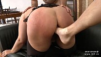 18233 Casting couch of an amateur BBW french mom hard analyzed and fist fucke in 3way preview