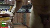 sexo entre los fogones de la cocina con la morena tetoncita GUI045 Preview