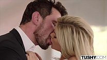 14390 TUSHY Jessa Rhodes Intense and Hot Anal With Driver preview