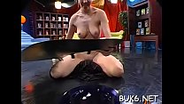 Babes getting rough and lusty hardcore wet crack drilling
