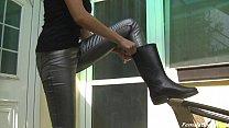 Mallu Mobile Sex - Bootstool for rebecca thumbnail