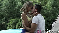 Lovely Veronica Leal rimmed for anal and facial - 69VClub.Com