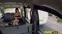 Image: Fake Taxi Sexy Mexican get cum on her glasses