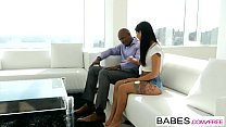 Babes - Black is Better - Taking Care Of Business  starring  Gina Valentina and Flash Brown clip - 9Club.Top