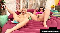 Phat Ass Pussies Angelina Castro & Cristi Ann D