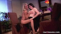 Two Milfs in Pussy-eating Action