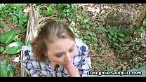 Teen Daughter Swapping Camping Trip - DaughterSwapHD.com Preview