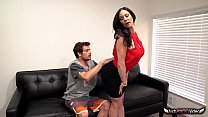Busty Mom Kendra Lust Takes A Fat Pecker thumbnail