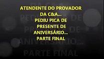 COMI O LEKE DA C&A - PARTE 2