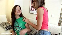Fresh Faced Duo by Sapphic Erotica - lesbian love porn with Ashlie - Amanda Thumbnail