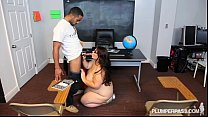 Plump School Teacher Fucked By Her Hung Student preview image