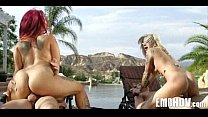 Tattooed goth babe 765 - download porn videos