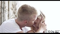 Erotic and carnal pounding  with a horny pair