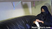 Muslim Allstars#1  Niqab Milking Table- Muslim ...