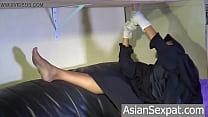 10596 Muslim Allstars#1  Niqab Milking Table- Muslim Teen Creampie- Muslim Teen Blowjob- MuslimPorn.com preview