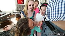 crony's sister handjob help first time The Babysitters Club