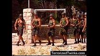 Army twinks having brutal gay sex - XNXXCOM