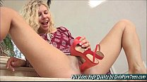 Lila sex heel inside deep pussy video