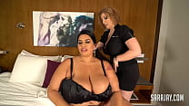 Huge Titty BBW Sofia Rose Cums With Her Sexy MI