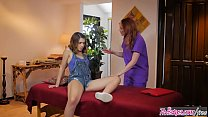 Twistys - Waxing Session - Crystal ClarkJoselyn...