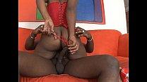 massive black cock in ebony ho - threesome xxx thumbnail